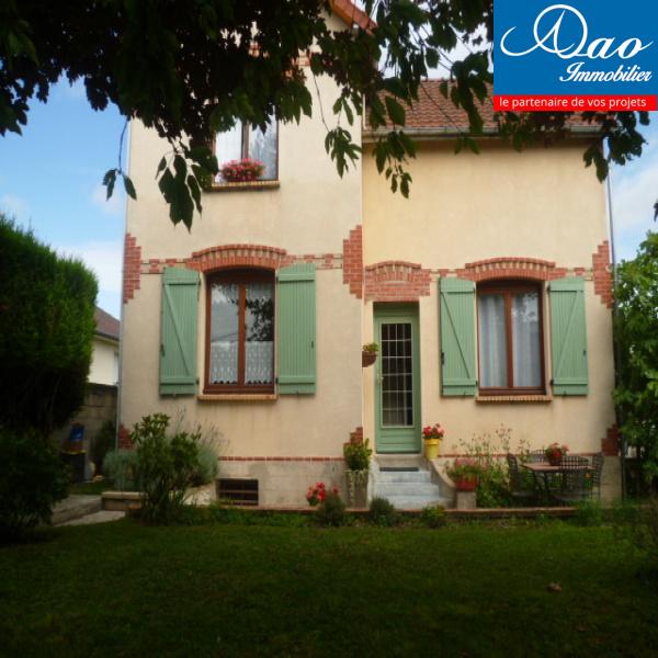 Offres de vente Maison La Chapelle-Saint-Luc 10600