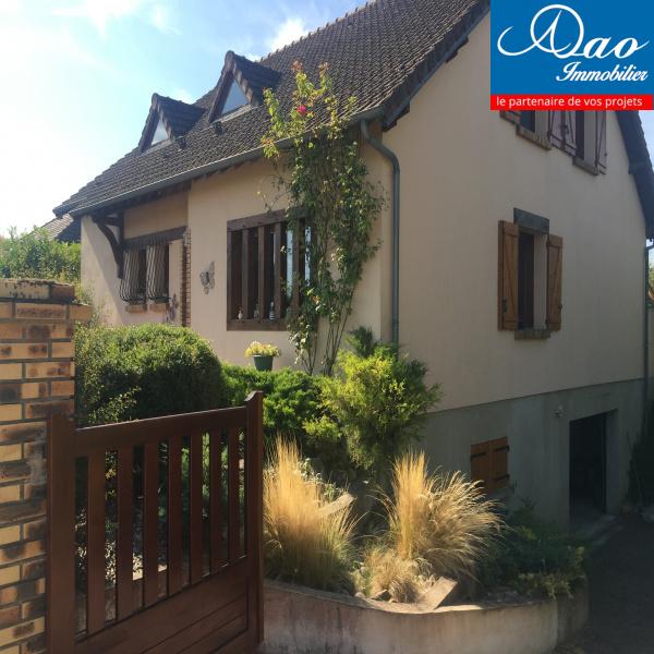 Offres de vente Maison Saint-Benoît-sur-Seine 10600
